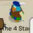 The 4 star en the spoiler alert