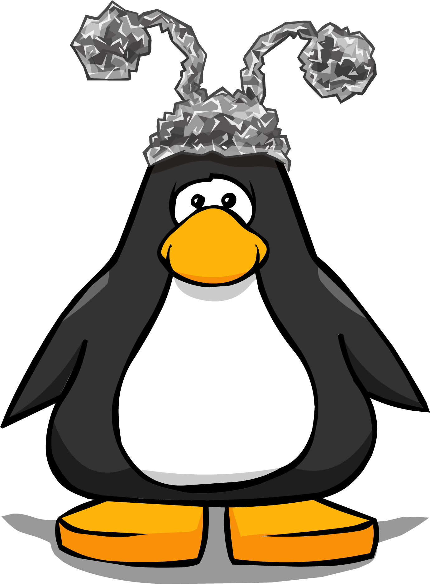 how to get tinfoil hat club penguin