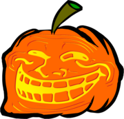 Troll Pumpkin