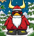 Wiking santa