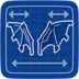 Blueprint Dactyl Wings icon