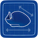 Blueprint Pirate Hat icon