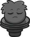 Perched Puffle Statue sprite 006