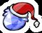 Pin de Puffle de Cristal icono