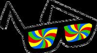 Anteojos de Colores icono