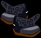 BlackCowboyBoots
