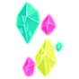 Decal Glow Crystals icon