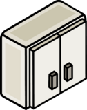 Double Wall Cabinet sprite 001