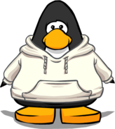 Gentle hoodie from player card