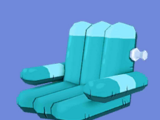 Inflatable Chair (ID 215)