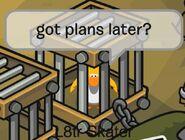 L8tr Skater: ¿Tienes planes más tarde?