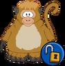 Monkey Costume icon