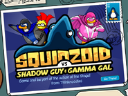 1joshuarules'sSquidzoidVSGammaGirl&ShadowGuyPostcardFromThinknoodles