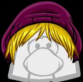 Burgundy Beanie icon