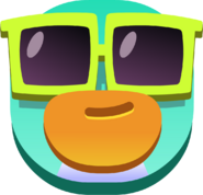 CPI Party Cool Sunglasses Face