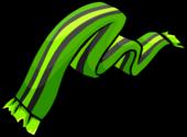 Green Trendy Scarf