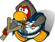 Medieval Party 2012 Scorn battle membership popup penguin