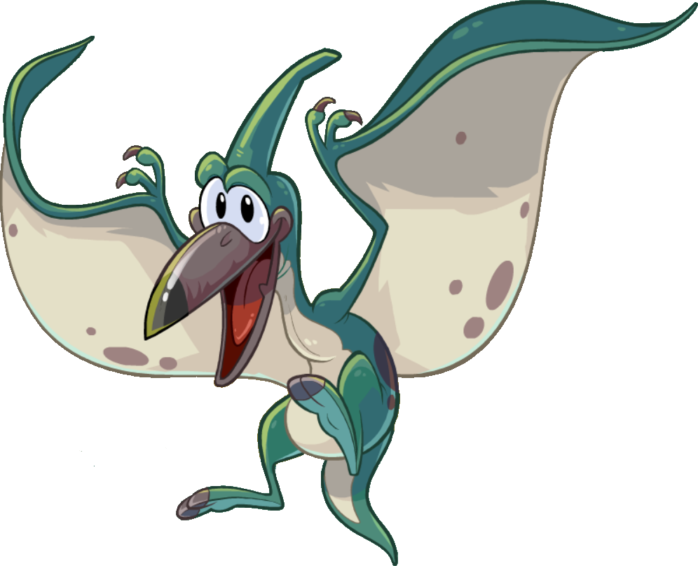 Pteranodon  4cbcc41bf