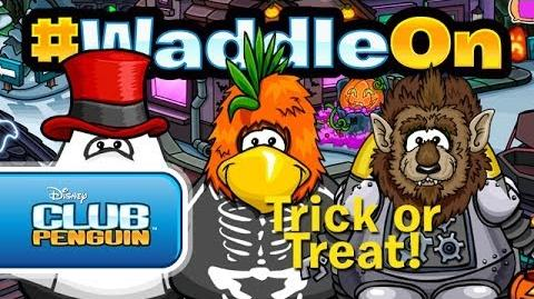WaddleOn - Trick or Treat!