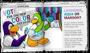 Color Vote 2009 ad