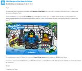 Penguin of the Week/Club Penguin