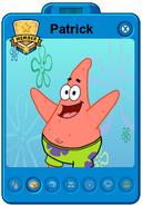 Patrick playercard