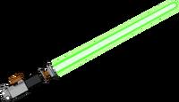 Sable de luz de Luke