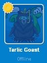 Tarlic Goast desconectado en la Lista de Amigos