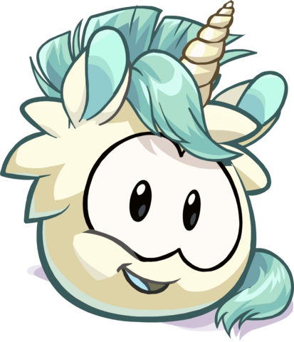 File:Unicorn Puffle artwork.png