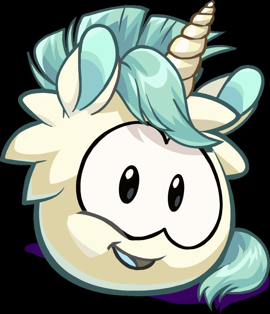 Unicorn Puffle | Club Penguin Wiki | FANDOM powered by Wikia