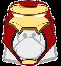 Casco de Mark 42 icono