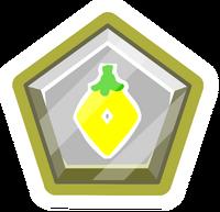 Pin de Puffito Amarillo icono