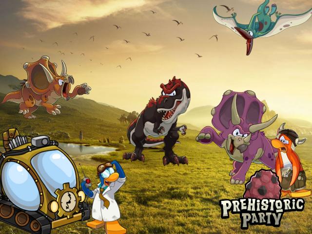 File:PrehistoricParty2013CustomRealisticWallpaper.png