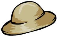Safarihatpin