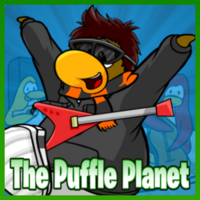The Puffle Planet icon