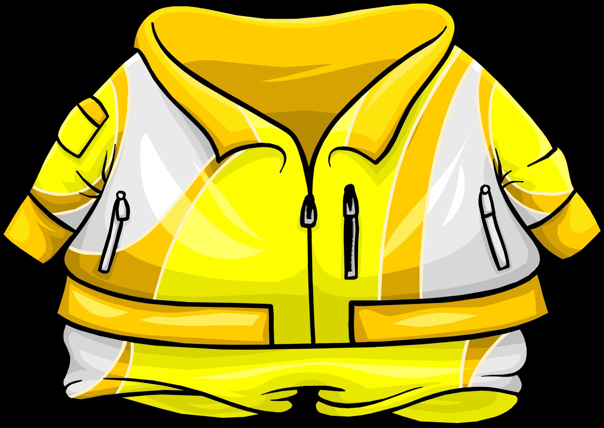 Yellow Tracksuit   Club Penguin Wiki   FANDOM powered by Wikia