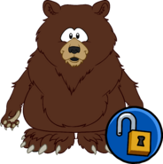 Bear Costume icon