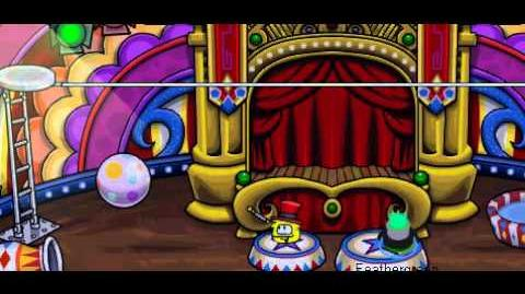 Club Penguin- The Munching Marvel