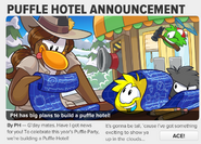 Hotel Announcement Part 1