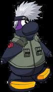 Kakashi Hatake Naruto Club Penguin