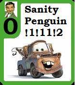Sanity Penguin