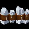 Banda de Roca Prehistorico