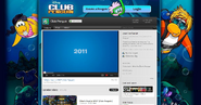 Club Penguin YouTube Page 2011