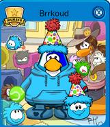 Puffle fan outfit brrkoud