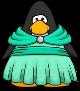 Seafoam Dress on Player Card