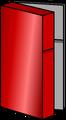 Shiny Red Fridge sprite 011
