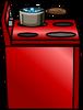 Shiny Red Stove sprite 025