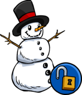 SnowmanFurnitureUnlockableVersion