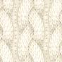 Tela Crema Tejida icono