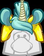 Unicorn Puffle Cap icon